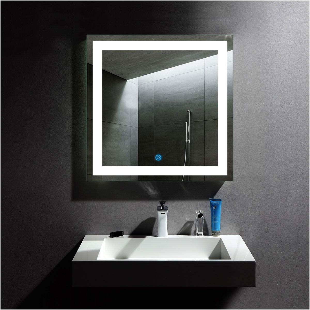 Luxury 2 Way Mirror In Bathroom