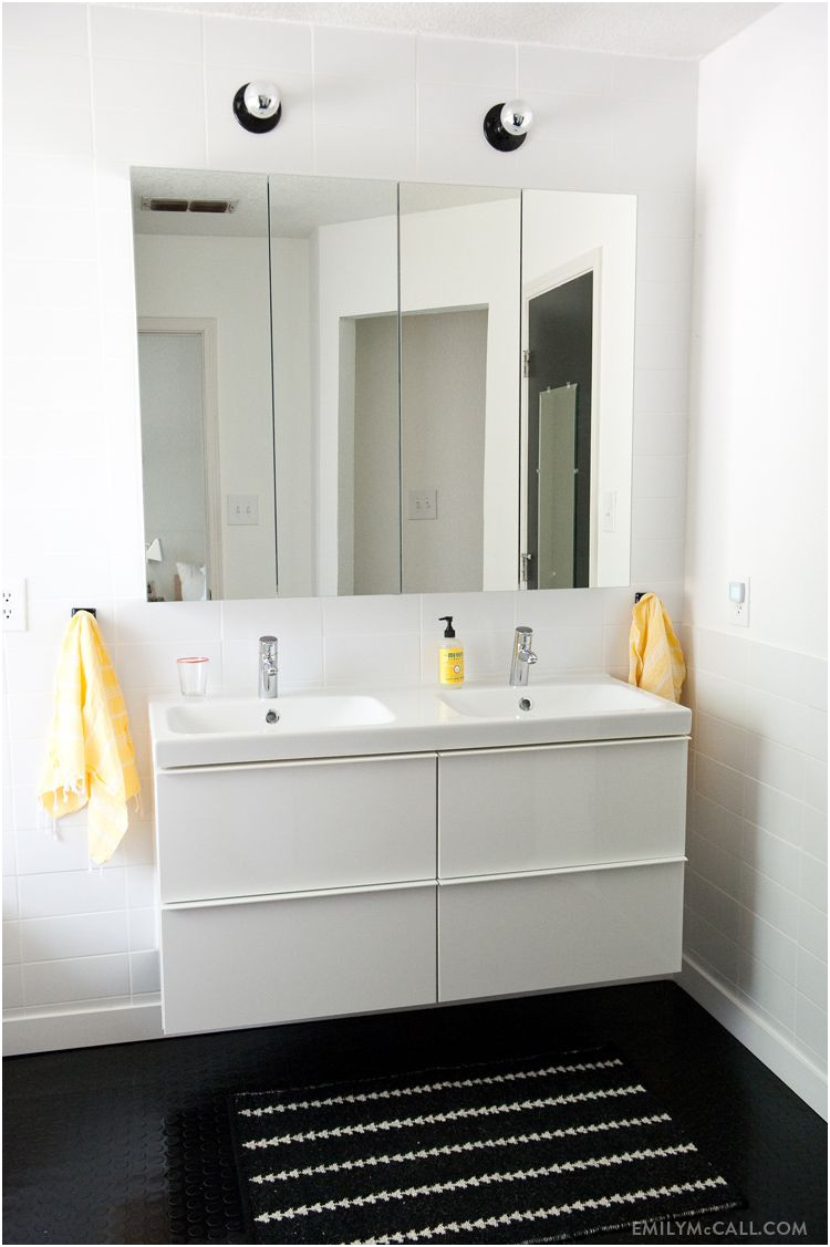 Lovely 42 Inch Wide Bathroom Mirror