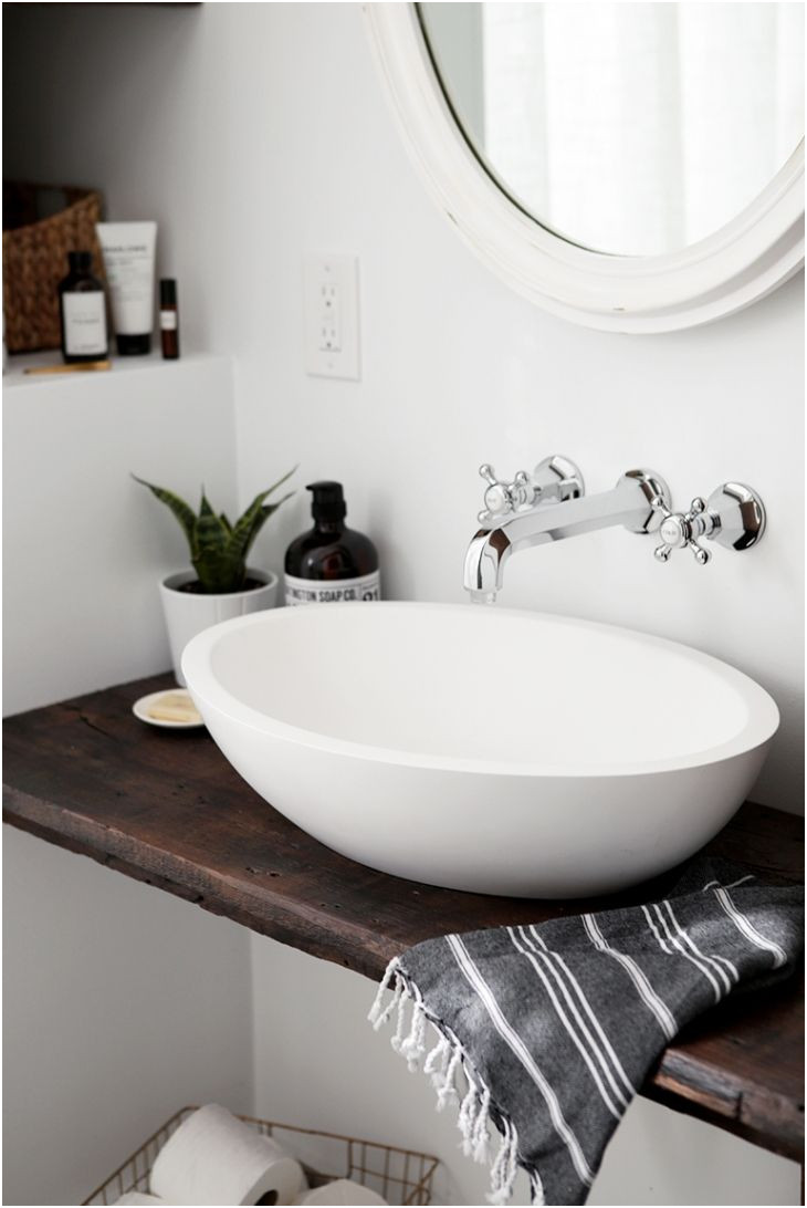 Unique Above the Counter Bathroom Sinks
