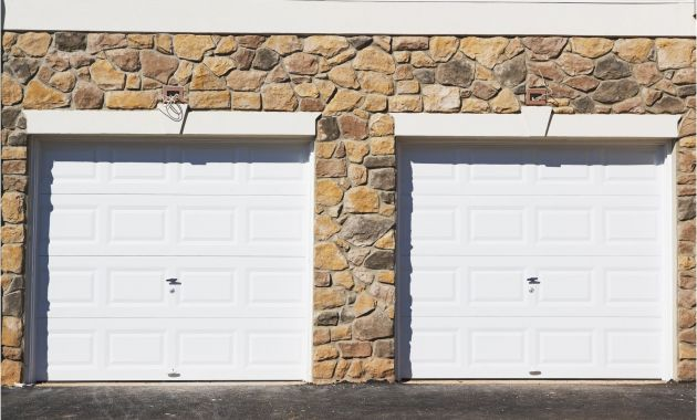 Average Size Of A Garage Door Awesome Guide to Garage Door Sizes