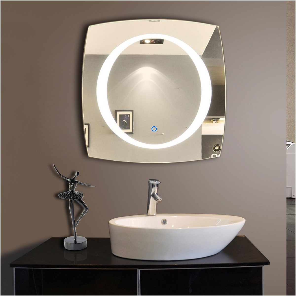 Fresh Bathroom Mirrors Made to Measure