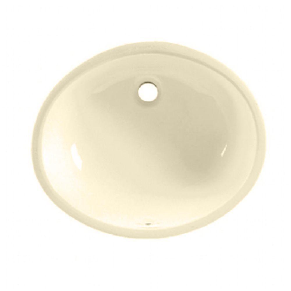 Bone Colored Bathroom Sinks Beautiful American Standard Ovalyn Undermount Bathroom Sink In Bone 0495 221