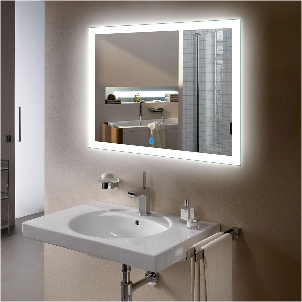 Beautiful Circular Bathroom Mirrors with Lights