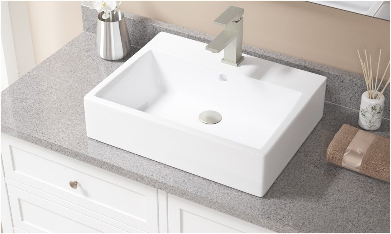 Awesome Double Sink Basin for Bathrooms