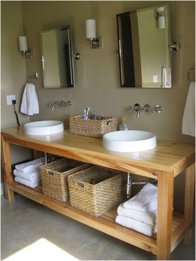Double Sink Basin for Bathrooms Best Of Modern Bathroom Vanity Building Plans with Double Vanity Undermount