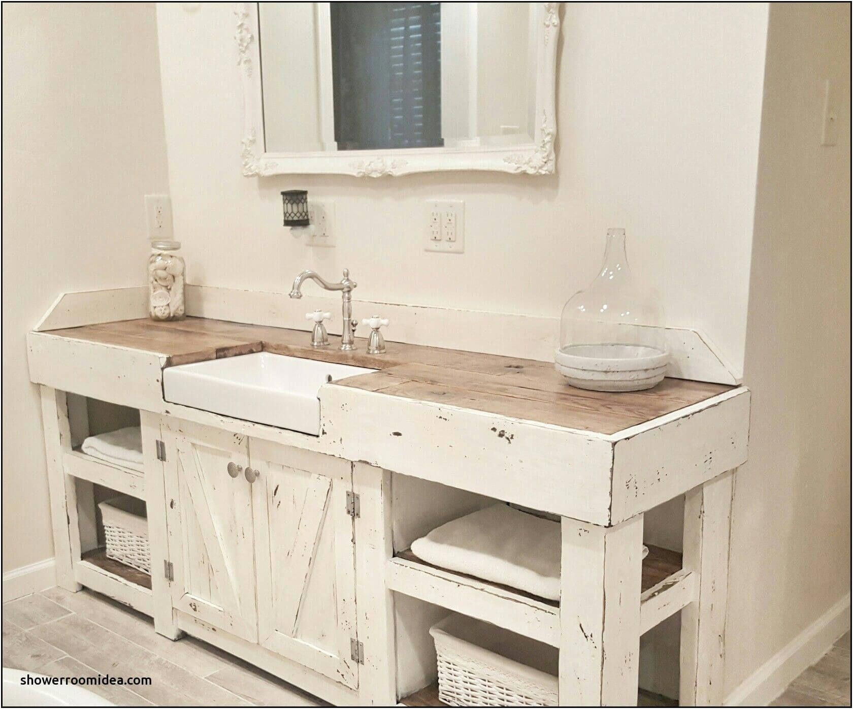 Lovely Farmhouse Sinks for Bathrooms