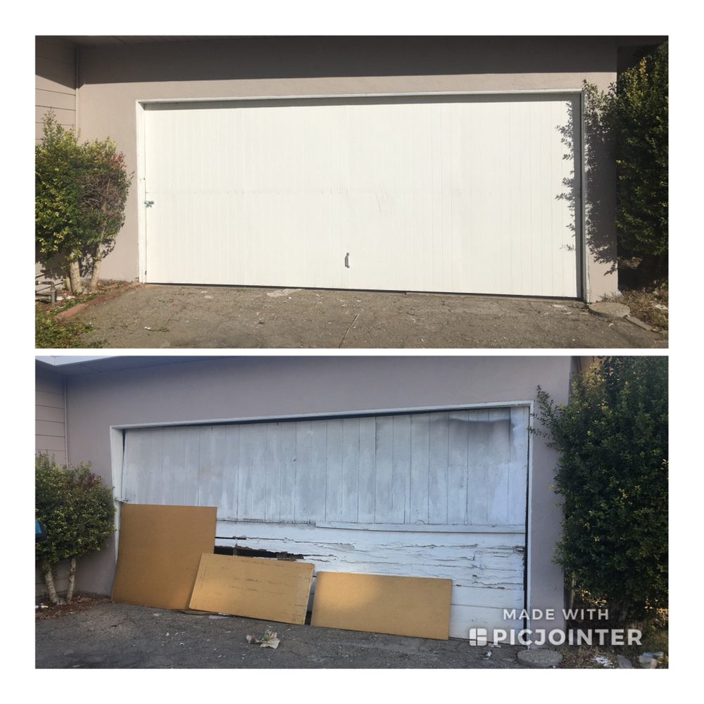 New First United Garage Doors