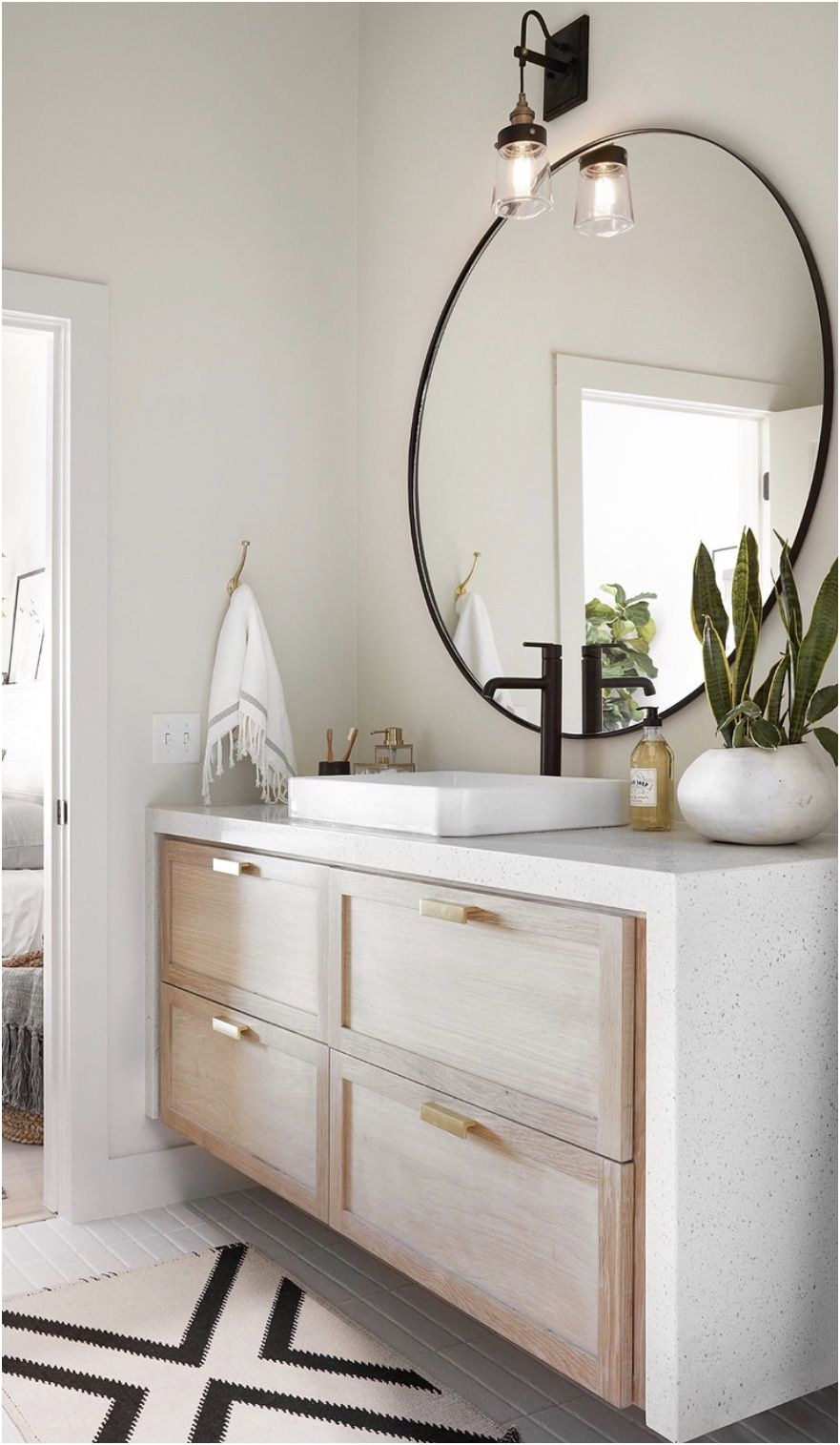 New Frames for Mirrors In Bathrooms