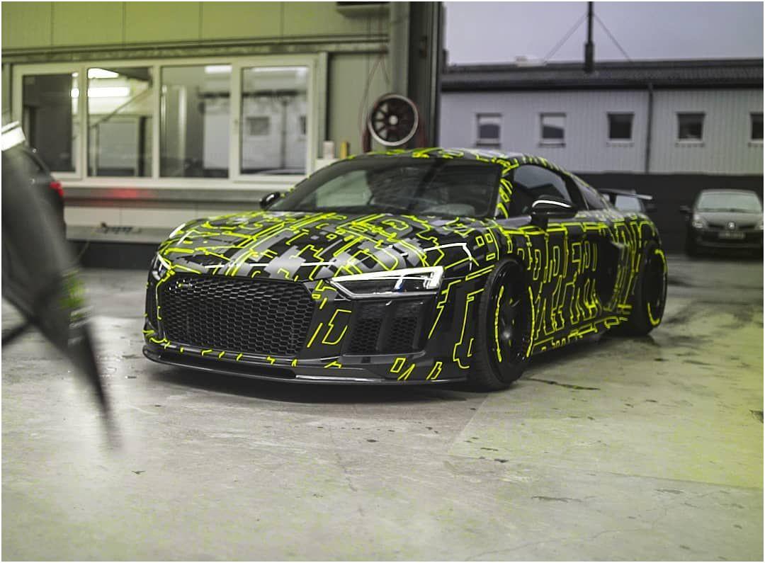 Elegant Full Custom Garage Sports Car