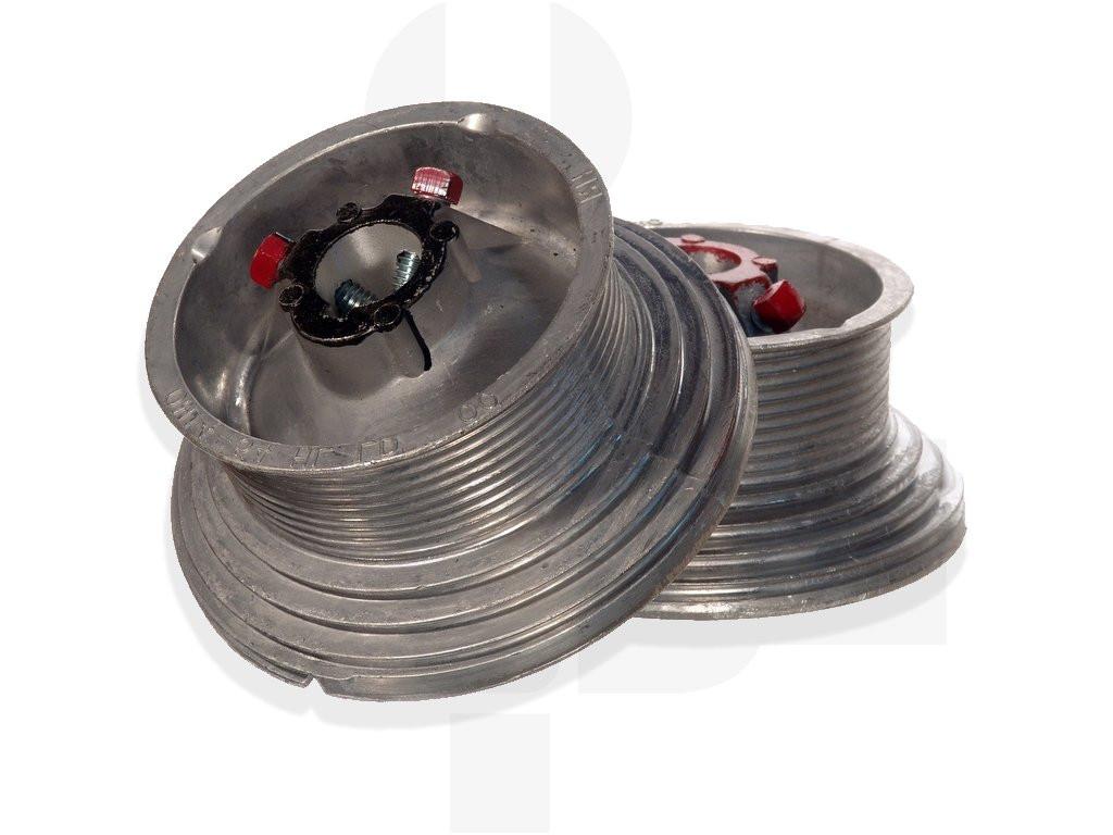Garage Door Cable Drum Replacement New Garage Door Cable Drum D400 54 Hi Lift Pair Amazon
