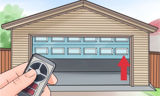 High Lift Garage Door Installation Awesome How to Install A Garage Door Opener with Wikihow