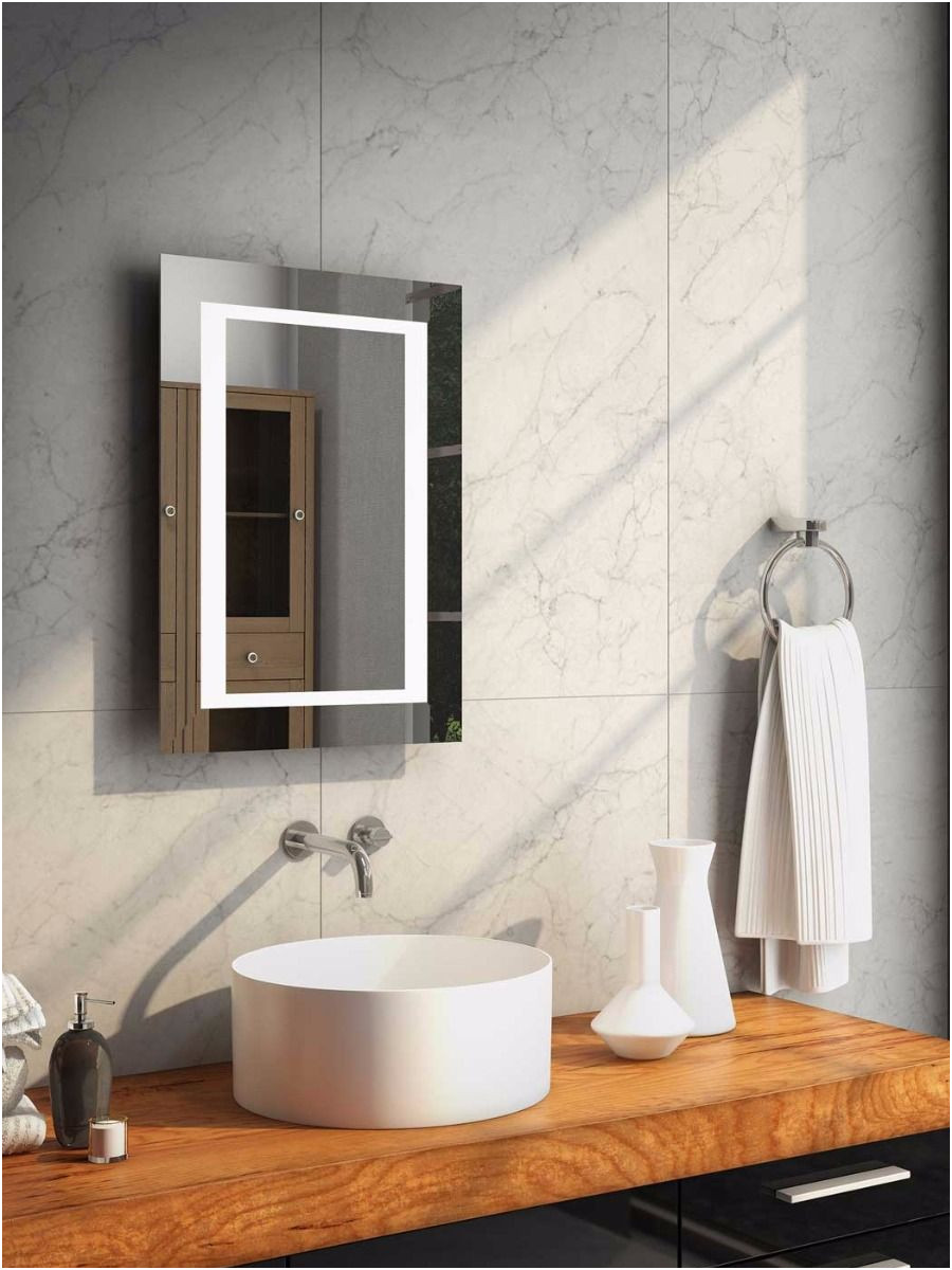 Infinity Bathroom Mirrors with Lights Lovely Freesilverguide
