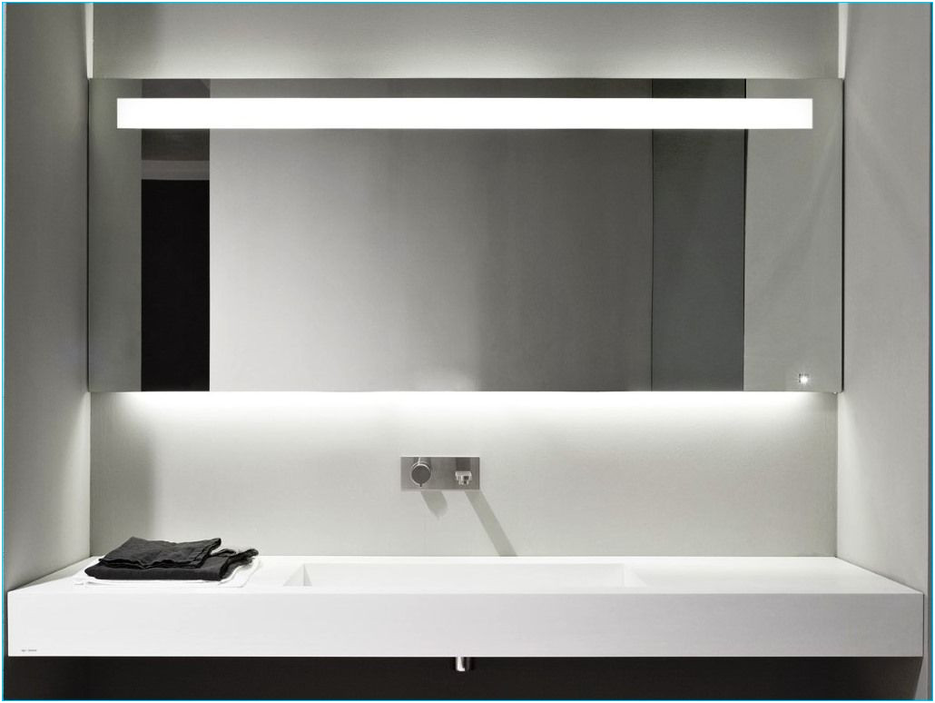Kensington Illuminated Bathroom Mirror with Shaver socket Beautiful Public Bathroom Mirror Brothers Bathroom
