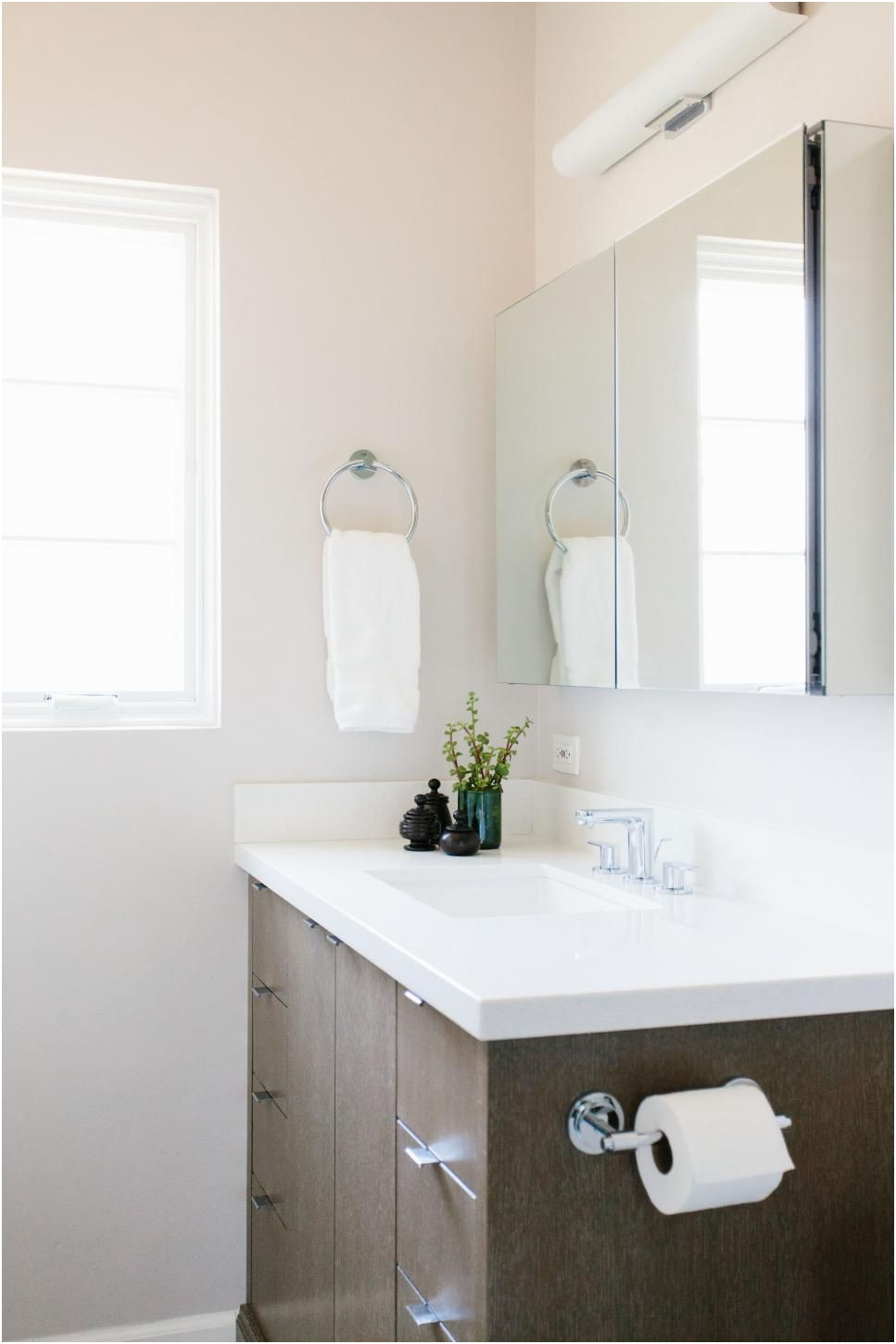 Mirrored Bathroom Cabinet with Shelf Elegant This Double Two Sided Mirrored Medicine Cabinet is Sleek and