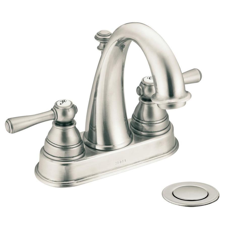 Unique Moen Brass Bathroom Sink Faucets