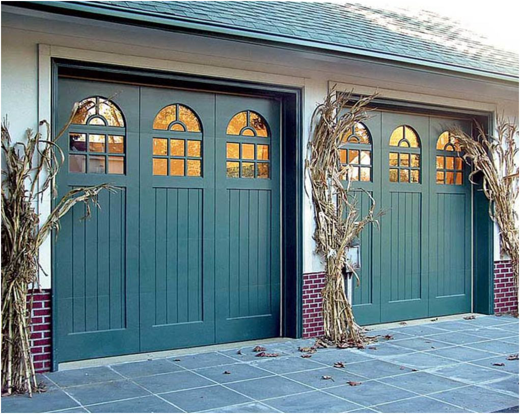 Awesome Painting Garage Door Black
