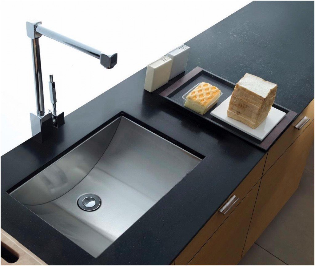 Unique Square Undermount Stainless Steel Bathroom Sinks
