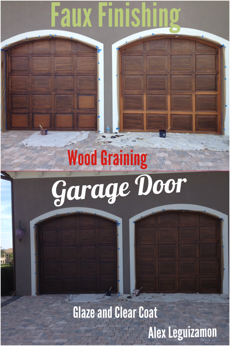 Steel Garage Doors that Look Like Wood Beautiful Metal Garage Door to Look Like Wood Decoration Faux Painting