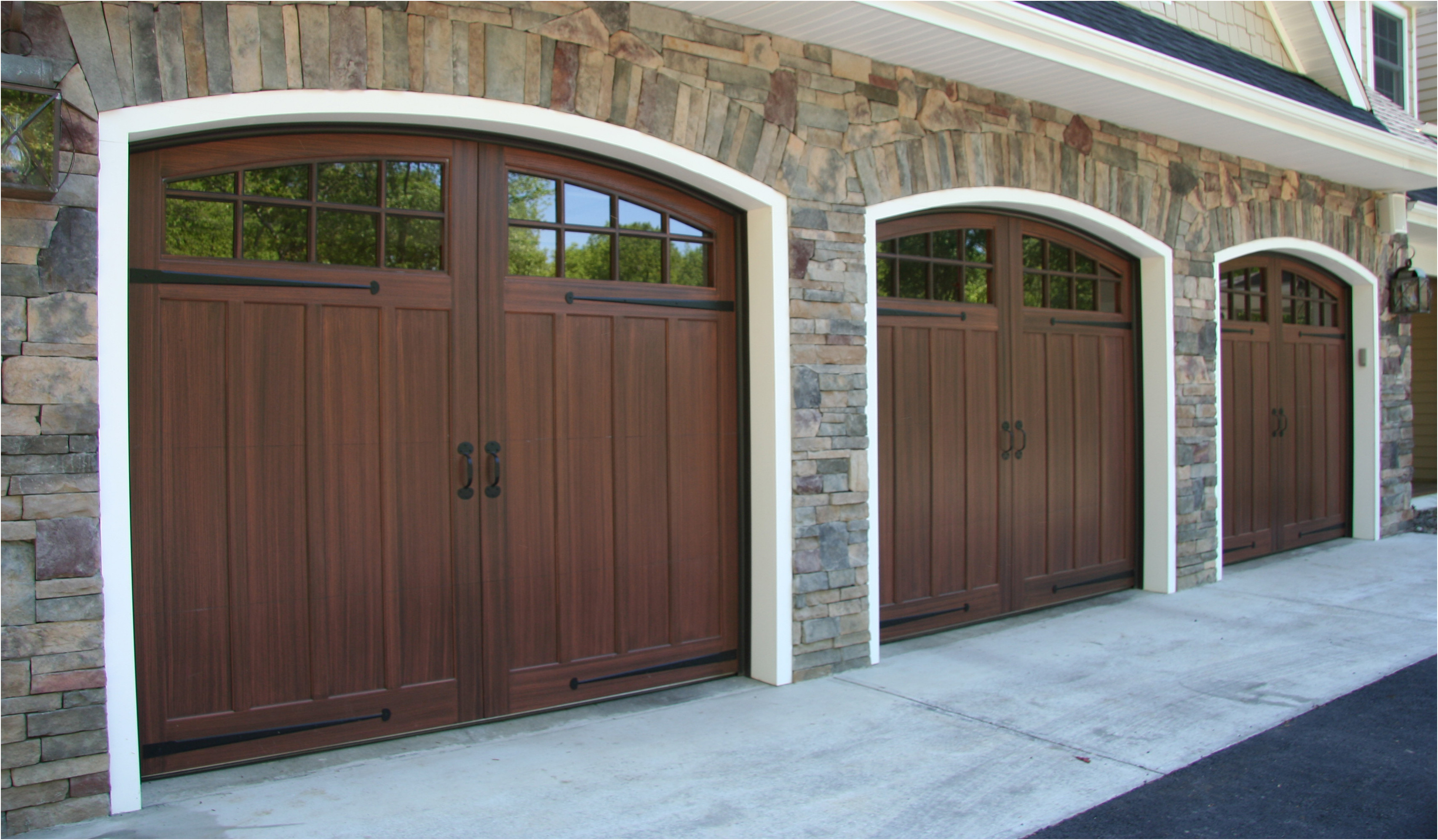 Best Of Steel Garage Doors that Look Like Wood