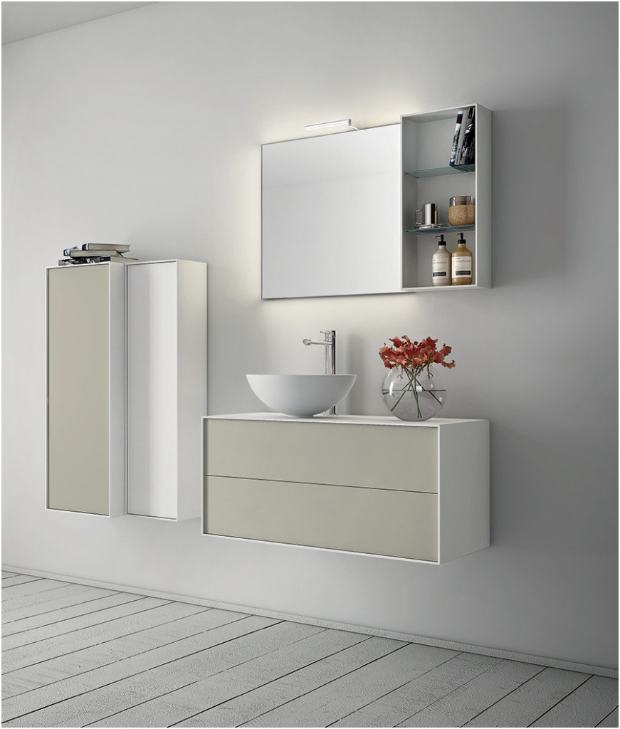 Best Of Zeus Illuminated Bathroom Mirror Cabinet