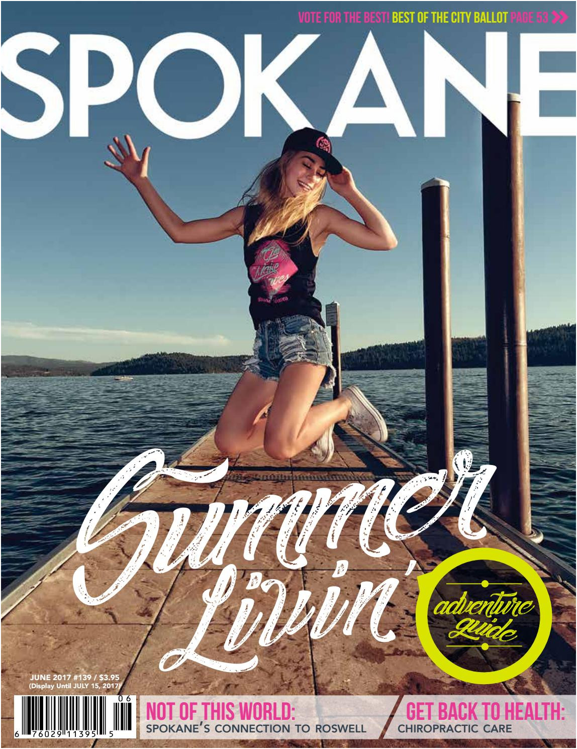 Jewelry Design Center Spokane Washington Beautiful Spokane Cda Living June 2017 139 by Spokane Magazine issuu