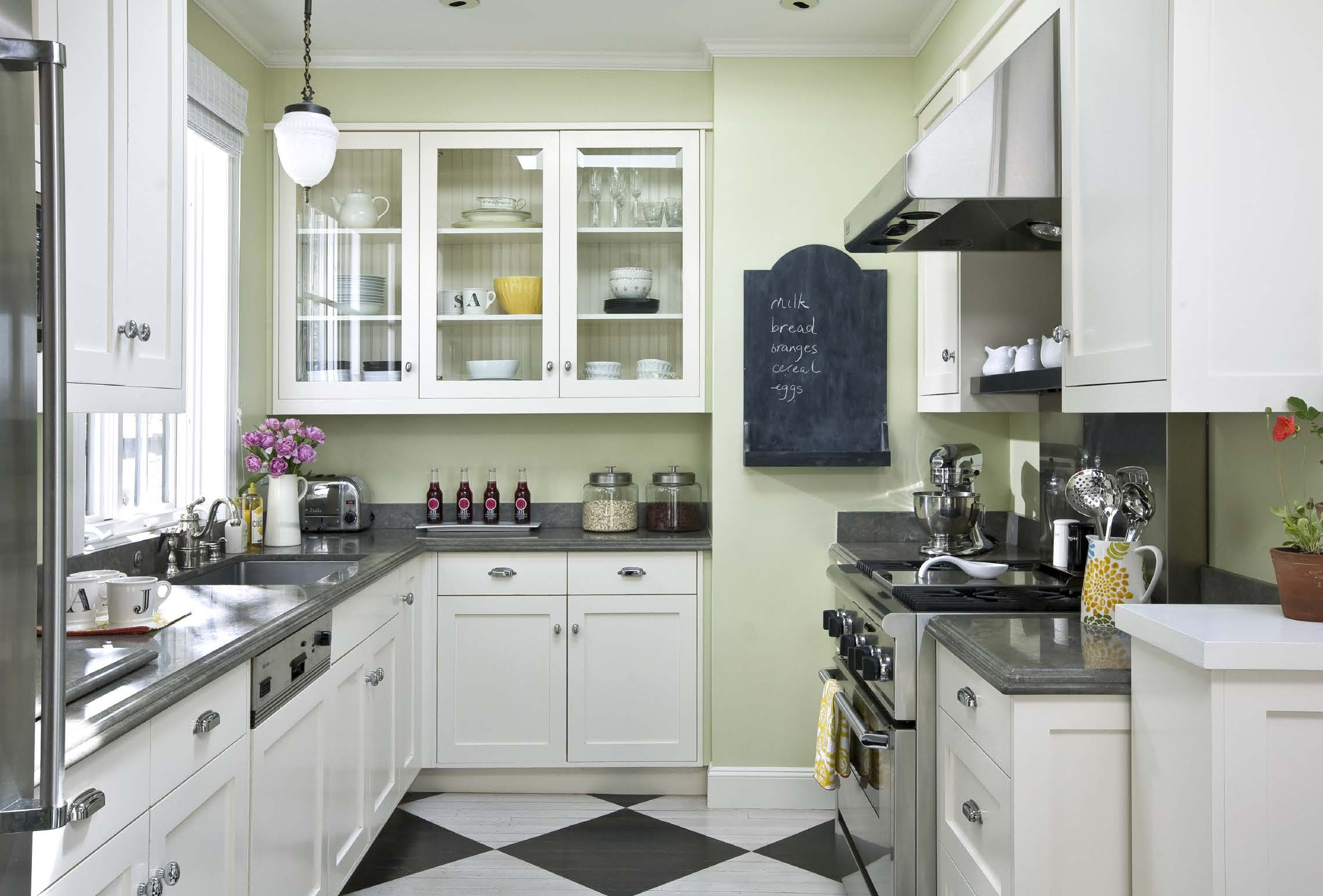 Small Kitchen Solutions   Compact Creativity   Rekindled Charm