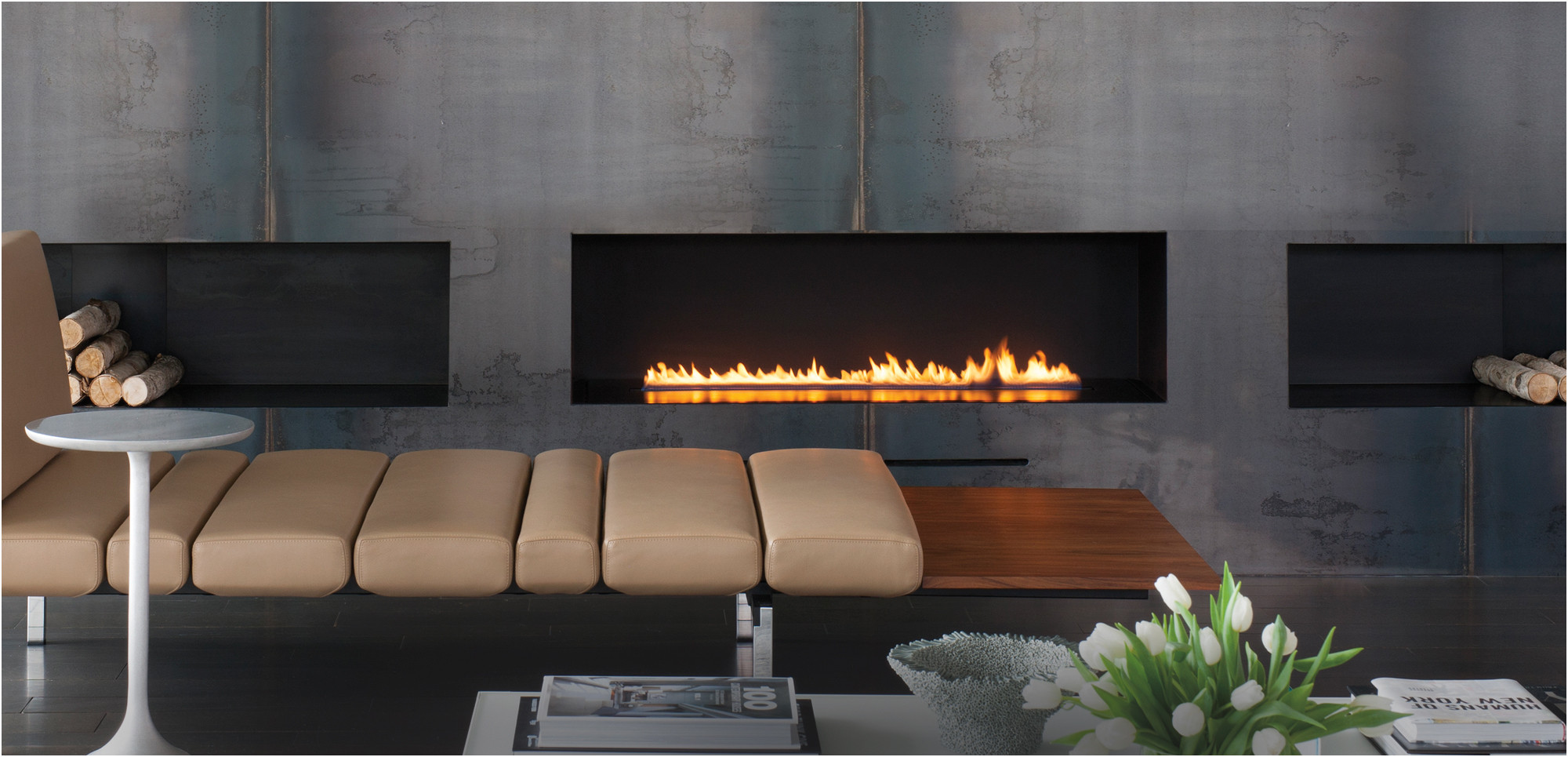 Beautiful Contemporary Fireplace Designs