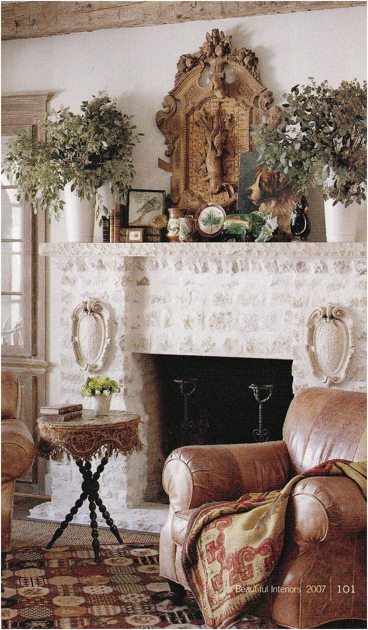 New Decorate Fireplace Mantel Ideas