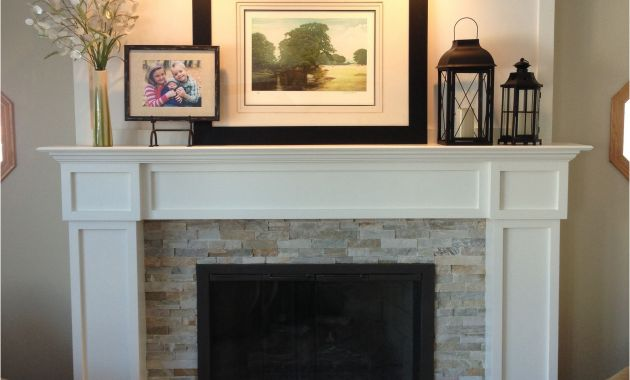 Design Ideas for Fireplace Mantels Beautiful 9 Easy and Cheap Cool Ideas Fireplace Drawing Chairs