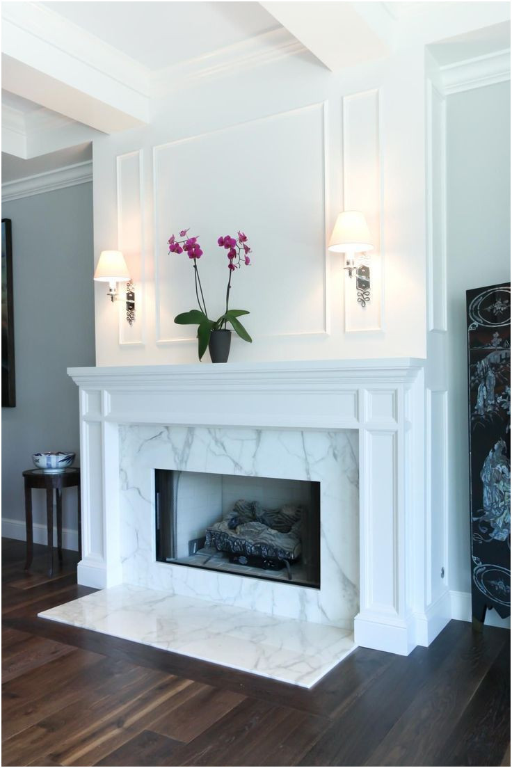 Lovely Design Ideas for Fireplace Mantels