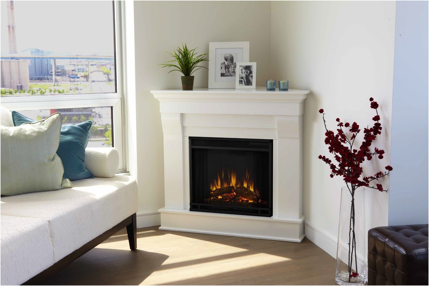 Awesome Electric Fireplace Ideas