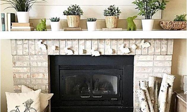 Fireplace Decorating Ideas Unique Farmhouse Fireplace Mantel Decor Decor It S