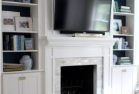 New Remodeling Fireplace Brick