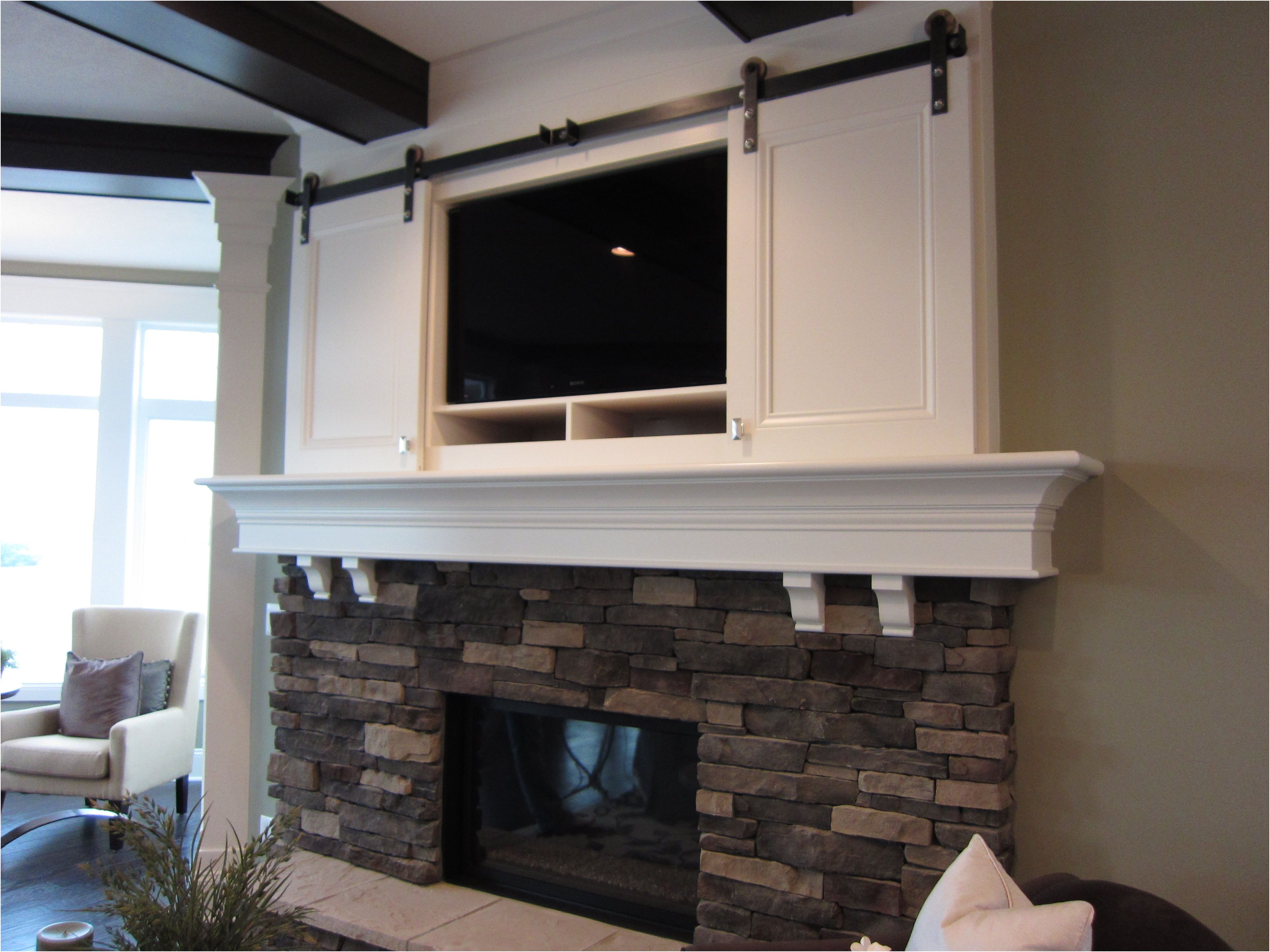 Fireplace Ideas On Pinterest Luxury Fireplace Tv Mantel Ideas Best 25 Tv Above Fireplace Ideas