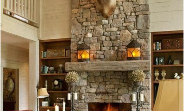 Fireplace Ideas Rustic Luxury 17 Amazing Rustic Fireplace Ideas