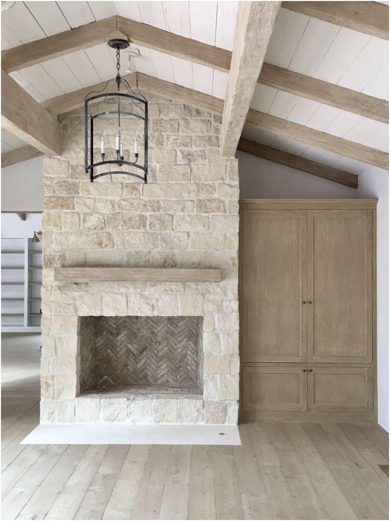 Fresh Fireplace Ideas with Stone