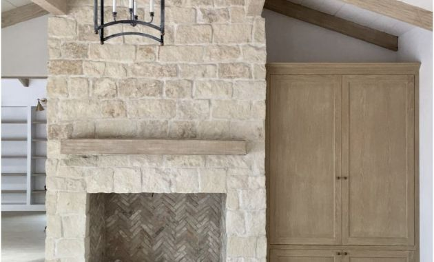 Fireplace Images Stone Elegant Renovating Our Fireplace with Stone Veneers