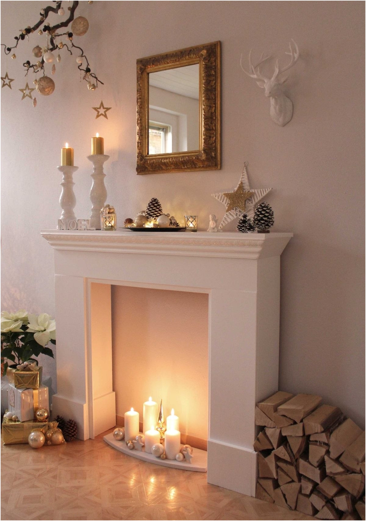 Fireplace Mantel Images Inspirational White Mantel Gas Fireplace