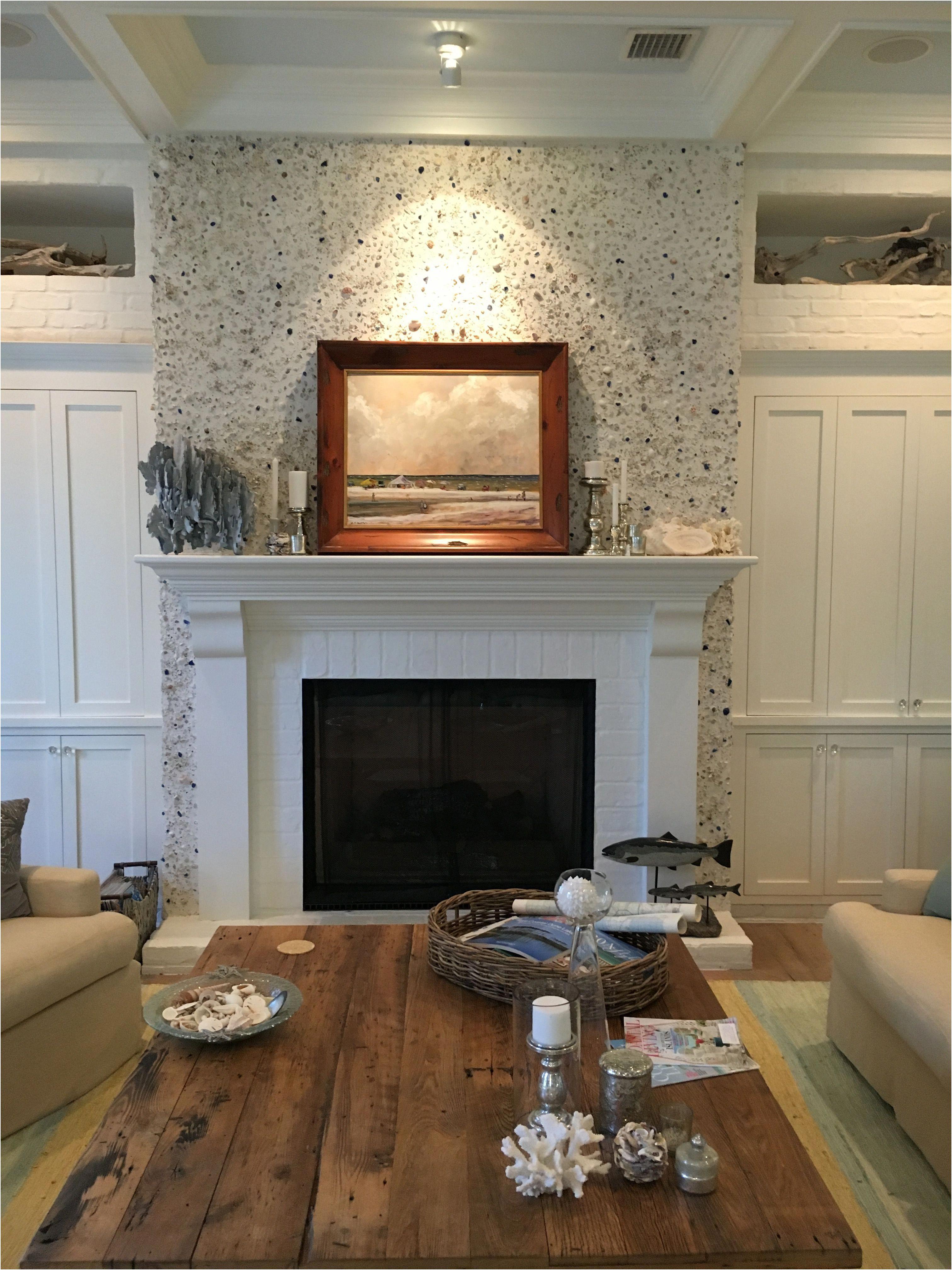 Lovely Fireplace Mantels Ideas