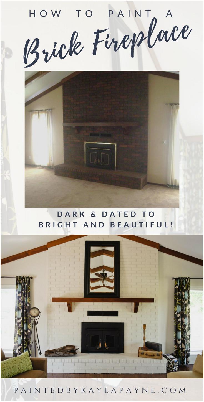 Luxury Fireplace Paint Ideas