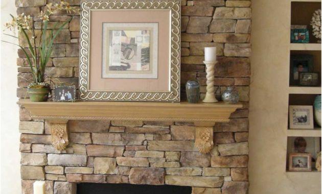 Fireplace Stone Designs Inspirational Stone Veneer Fireplace Design Fireplace In 2019