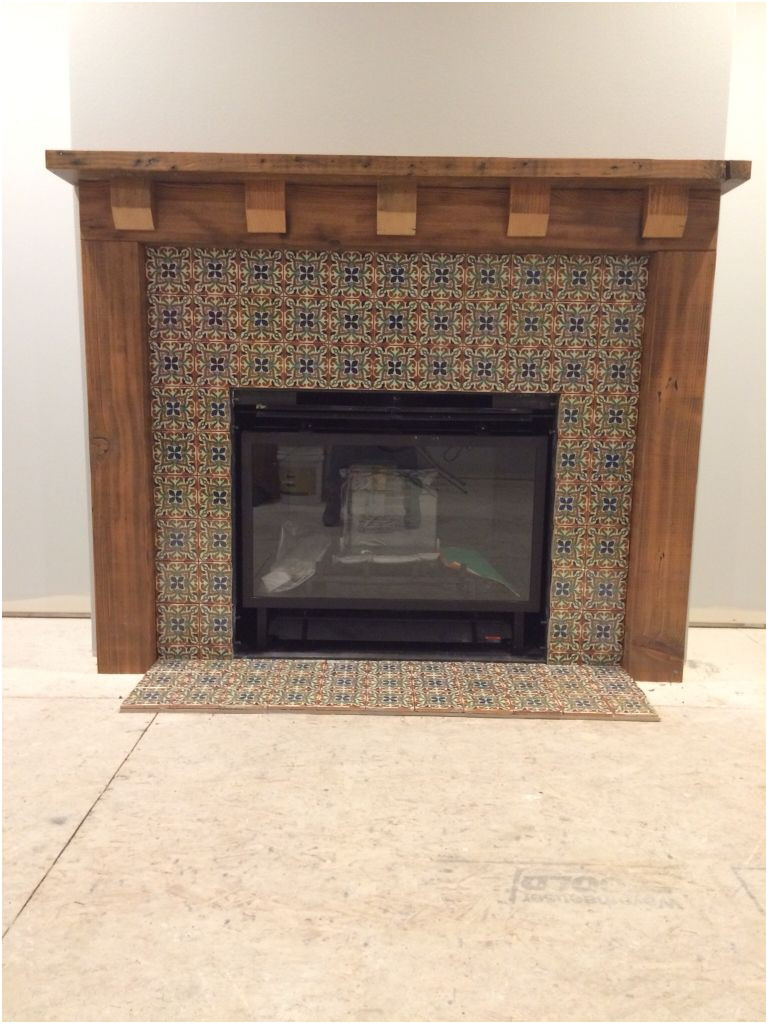 Beautiful Fireplace Surround Tile Ideas