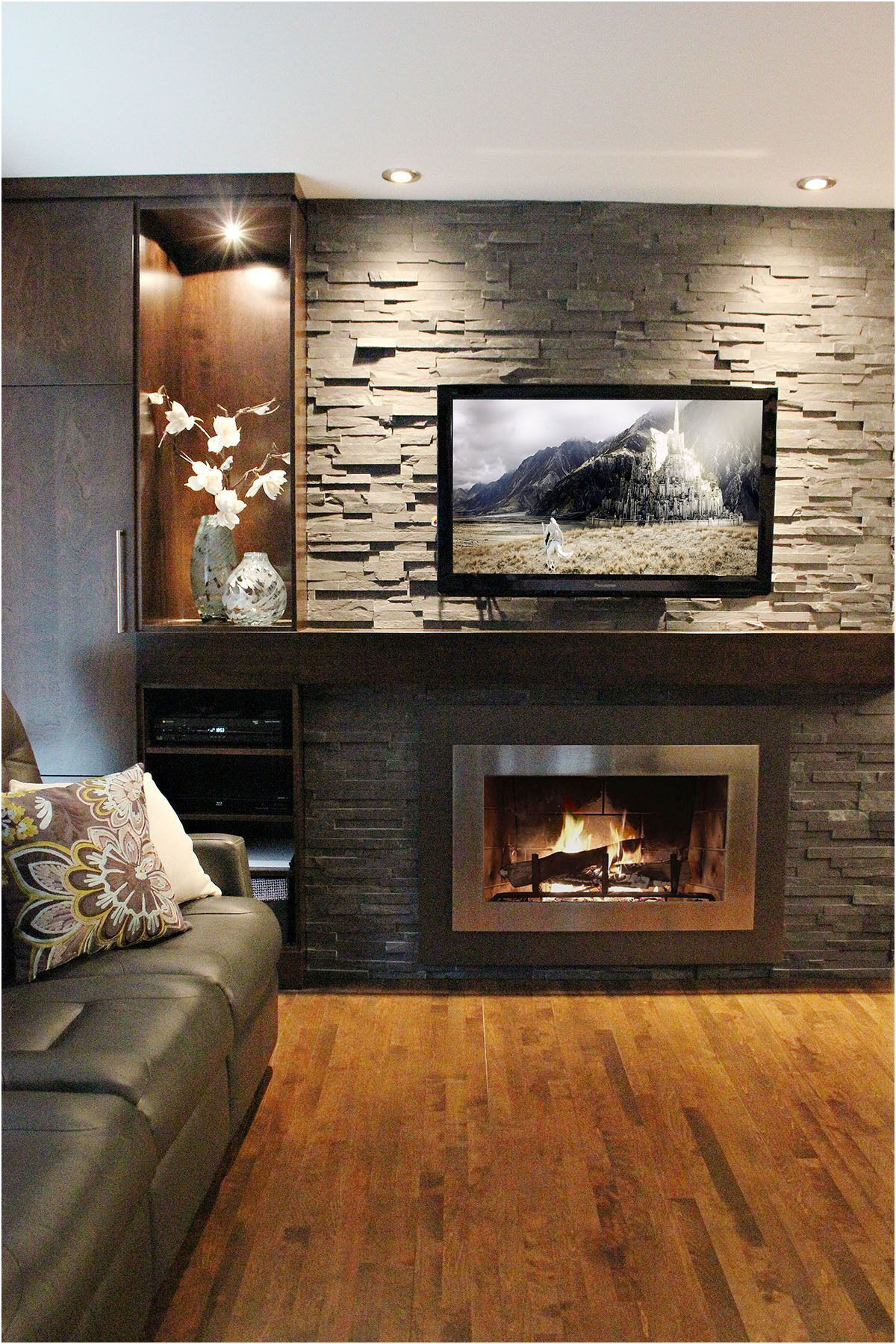 Beautiful Hearth Fireplace Ideas