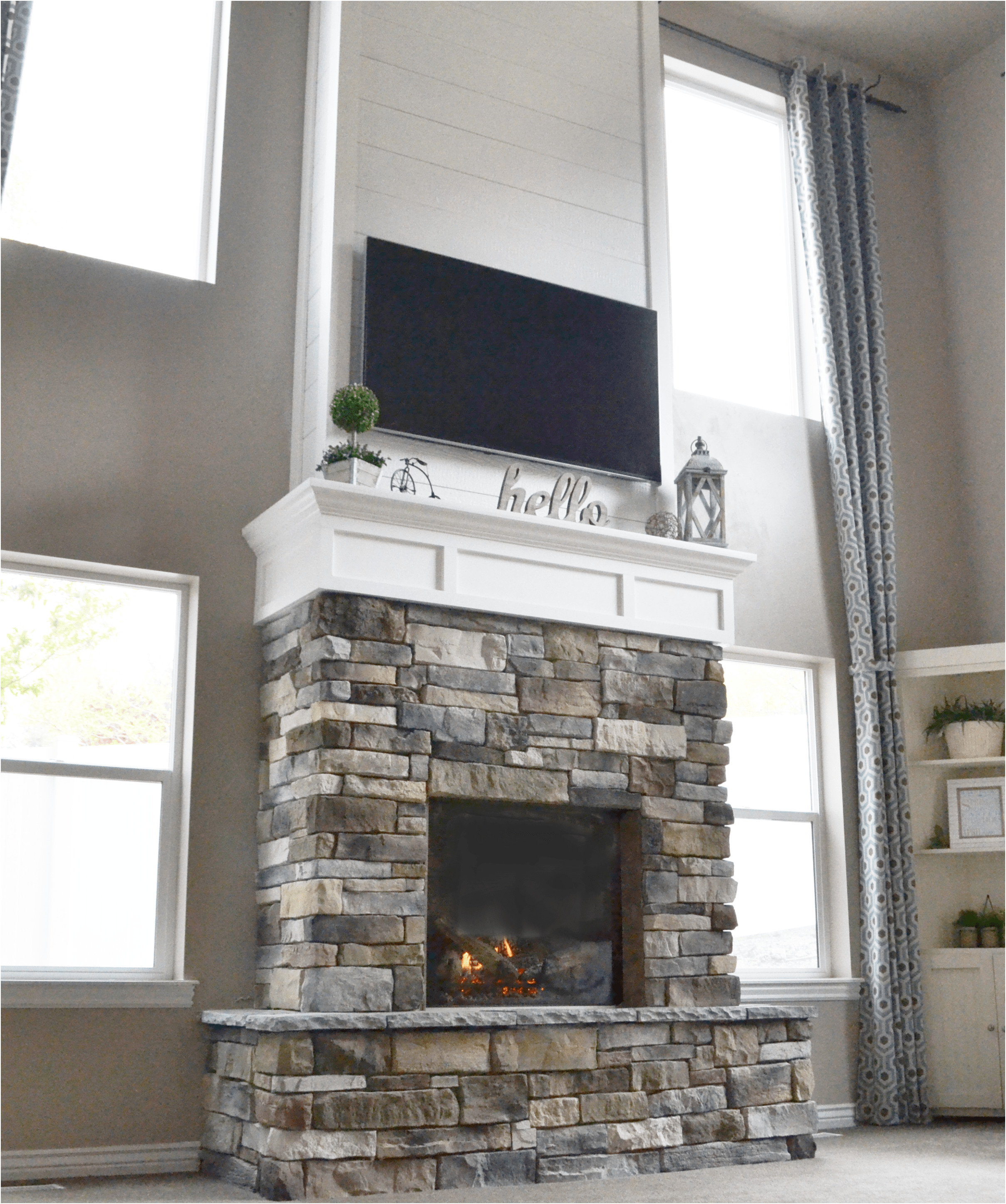 Awesome Ideas for Fireplace Hearth
