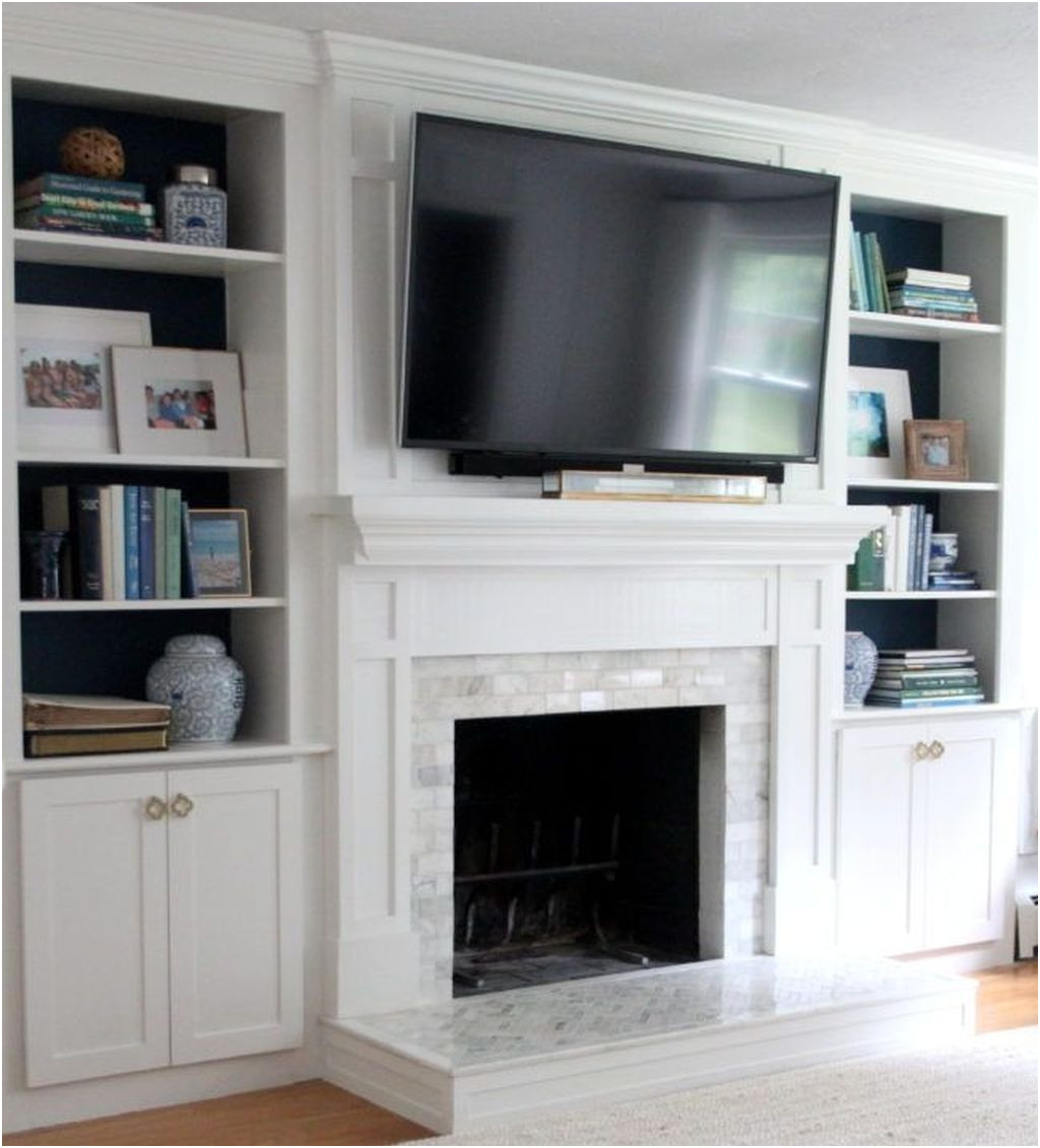 Luxury Ideas for Tv Above Fireplace