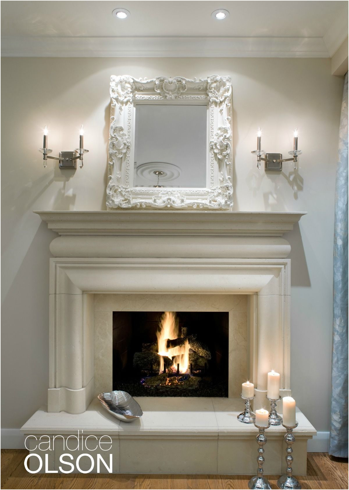 New Images Fireplace Mantels