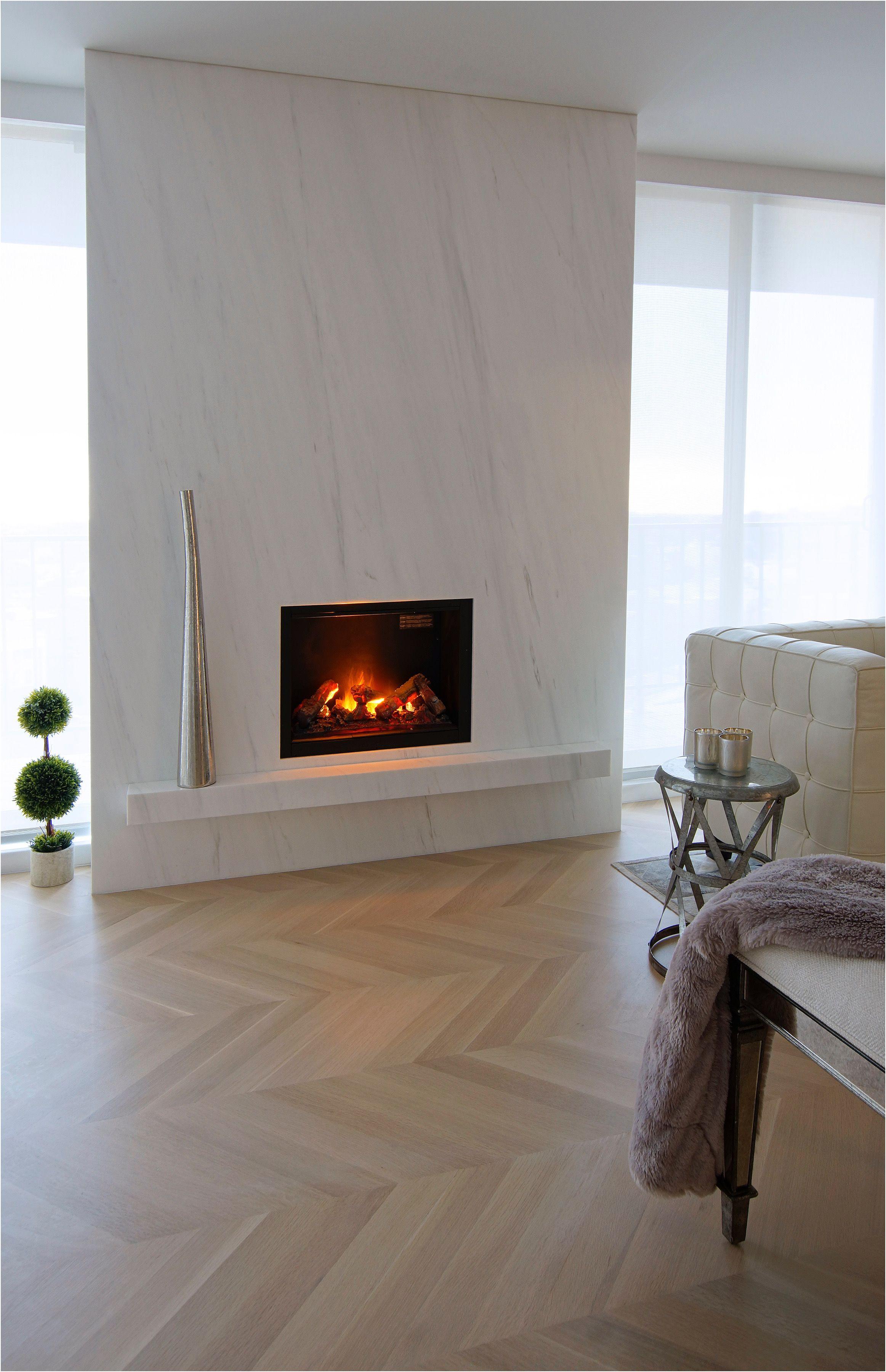 Elegant Modern Fireplace Designs