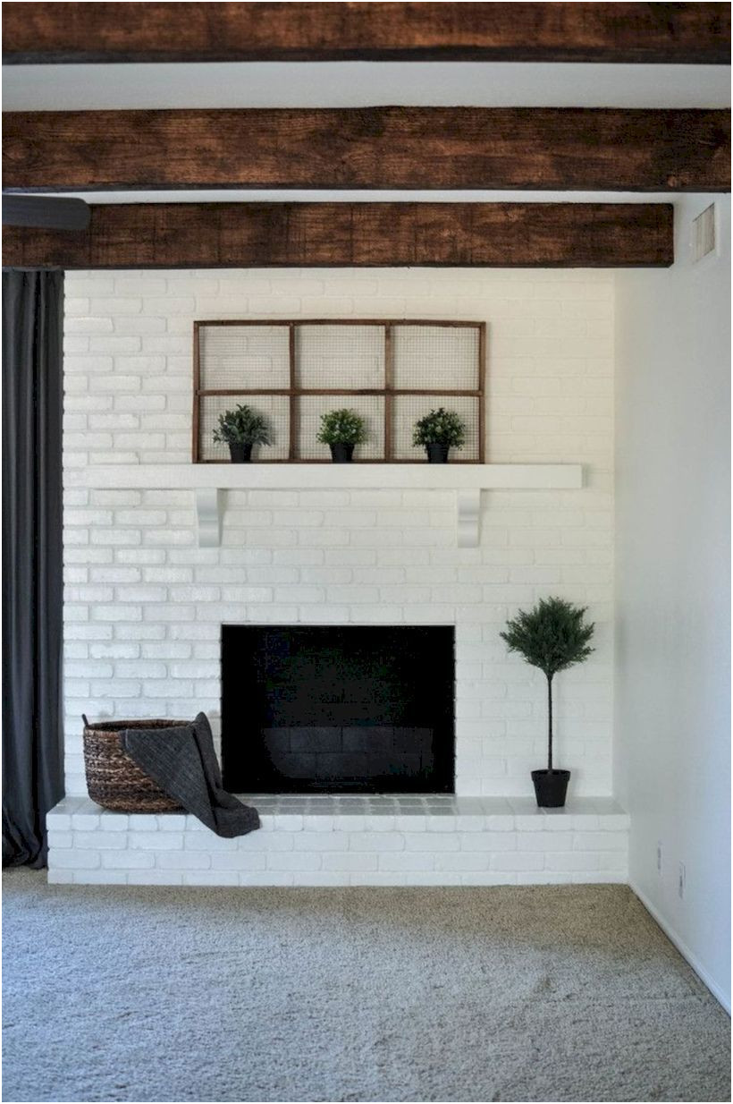 Elegant Remodelling A Fireplace