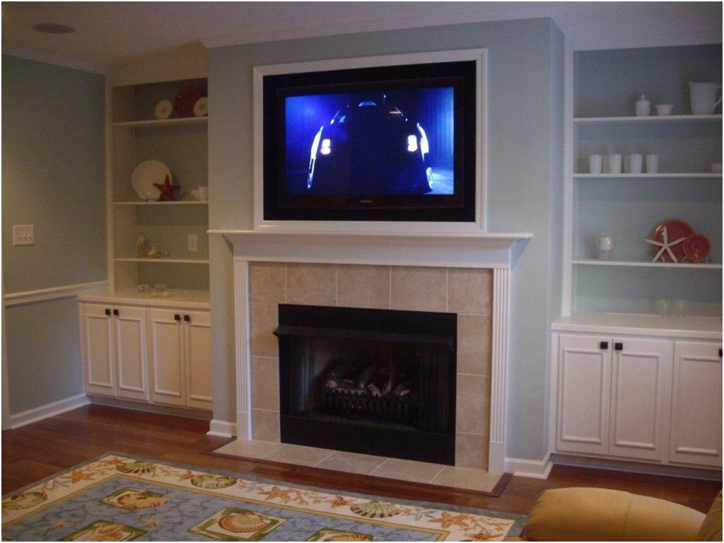 Luxury Tv Over Fireplace Ideas